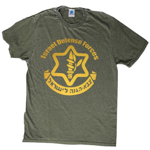 Israel Defense Forces IDF T SHIRT ADULT S-5XL And KIDS XS2-4-XL18-20 Many Colors