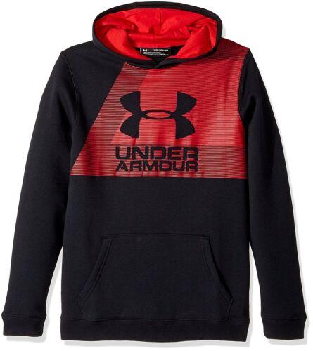 Under Armour Boys/' Rival Fleece Hoodie 2 Colors