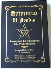 GRIMORIO DI ARADIA Riti e Incantesimi della Vecchia Religione - LIBRO RARO