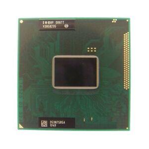 2 10 CPU processore SR07T INTEL DUAL GHZ CORE MOBILE SOCKET B950 PENTIUM G2 q80R1