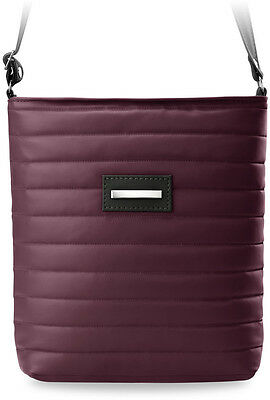 Gesteppte Damen - Tasche Messengertasche Pastell - Farben