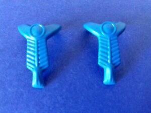 PLAYMOBIL-Western-2-amulettes-bleues-pour-vos-guerriers-indiens