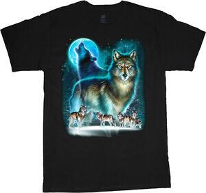 Wolf-howling-at-the-moon-shirt-wolves-tshirt-nature-moutain-t-shirt-tee-shirt
