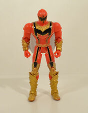 "2005 Nick as Red Ranger 5.5"" Bandai Action Figure Power Rangers Mystic Force"