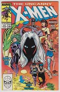 L6249-Uncanny-X-Men-253-Vol-1-MB-NM-Estado