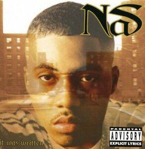 Nas-It-Was-Written-CD