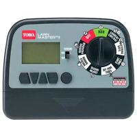 Timer Toro 6 Zone Landscape Sprinkler Lawn Master 3 Mode Water System Timer,
