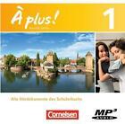 À plus! Nouvelle édition. Band 1. MP3-CD (2012)