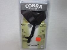 Cobra Moment Hook Diamondback Release Brown Leather Strap