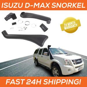Snorkel-Schnorchel-for-Isuzu-D-MAX-08-12-Dual-Cab-Raised-Air-Intake