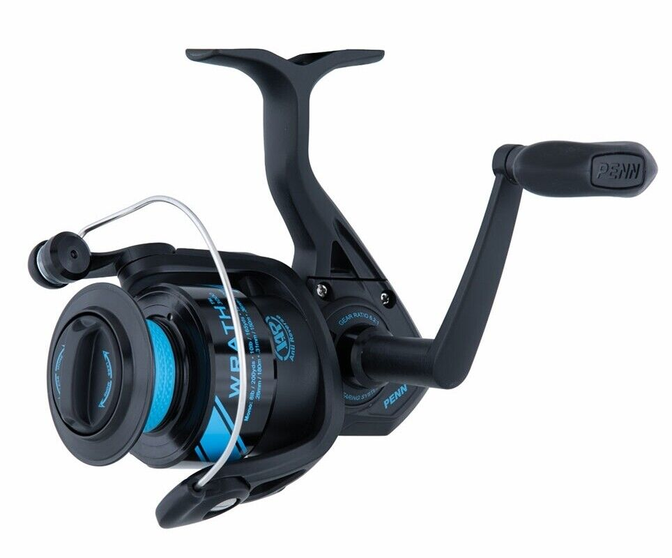 Nieuwe 2019 Penn WRATH 5000 WRTH5000 Spinning Fishing Reel GaranBinden