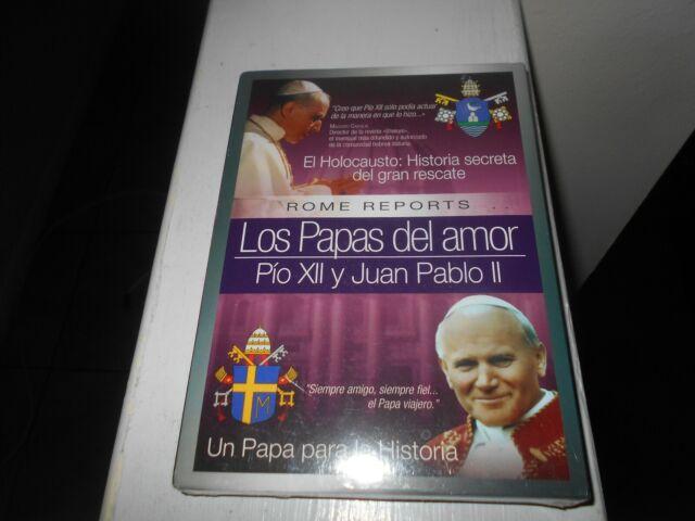 Los papas Del Amor Pio Xii Y Juan Pablo II /Una papa Para La Historia New 2013