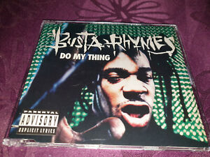 Busta Rhymes / Do my Thing - Maxi CD