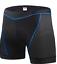 miniatura 2 - Mutande Pantaloncini da Ciclismo Bici Boxer uomo XTIGER colore blu