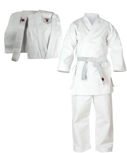 Senshi Japan ALGODÓN Outfit Karate practicar para artes marciales Aikido uniform