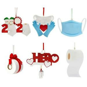 2020 Christmas Decor Quarantine Survivor Personalized ...