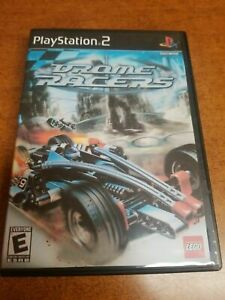 Drome Racers Lego (Sony PlayStation 2, 2002) PS2 Complete CIB Tested