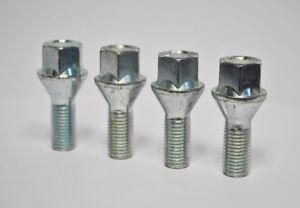 10 tornillos perno de rueda kegelbund m12x1,5 24mm Alfa Romeo BMW