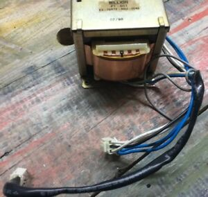 Details about TOA 900 Series II Amplifier A-906MK2 Power Transformer on