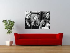 Dixie Chicks Country Music Singers Band Giant Wall Art Poster Print