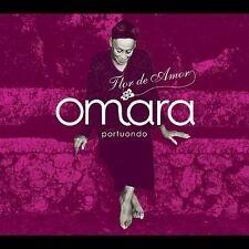 Portuondo, Omara Flor De Amor CD