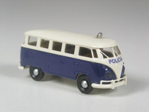 Brekina VW T1 Policia in OVP selten