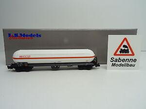 L-S-Models-Spur-N-60141-Gaskesselwagen-Uas-SNWR-SNCF-Ep-IV-V-OVP-C581