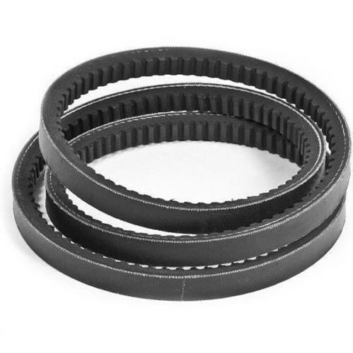 AX78-AX100 AX sezione grandi marca V Vee Cintura Dentata 13x8mm-dimensioni a scelta