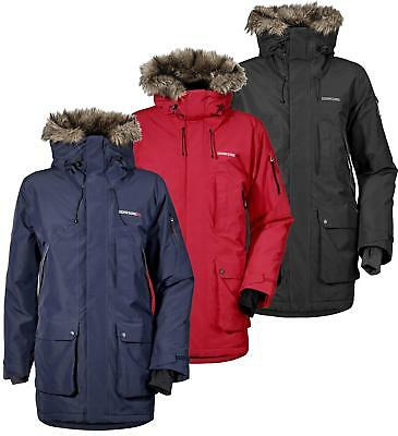 Didriksons Marcel Mens Parka Waterproof Insulated Hooded Warm Coat