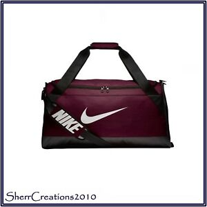 f35b392db5b01e NWT NIKE BRASILIA MEDIUM DUFFEL BA5334-699 Training Gym Travel Bag ...