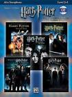 Harry Potter Instrumental Solos (Movies 1-5): Alto Saxophone by Alfred Publishing Co Inc.,U.S. (Mixed media product, 2008)