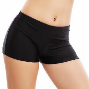 Costume-da-bagno-donna-culotte-mare-pantaloncini-curvy-shorts-TOOCOOL-DY7743