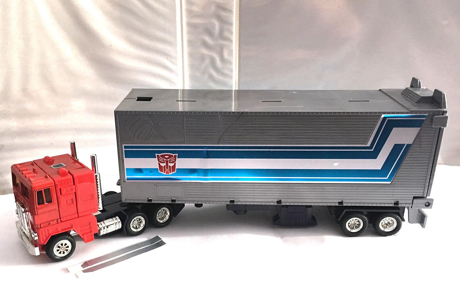 Optimus Prime  Génération un transformateur