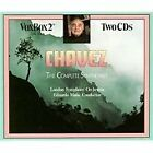 Carlos Chavez - Carlos Chávez: The Complete Symphonies (1999)