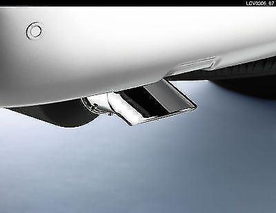 Genuine Toyota Landcruiser V8 Exhaust Pipe Finisher
