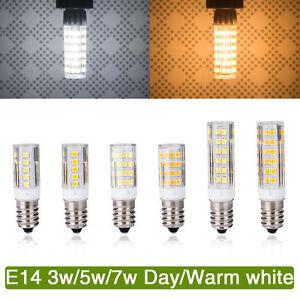 E14-3W-5W-7W-LED-Ampoule-LED-Mais-Lampe-Capsule-blanc-chaud-Remplacer-halogene