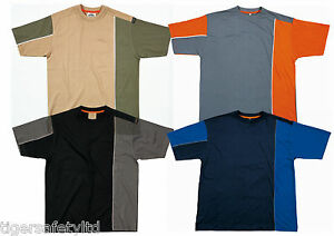 Delta-Plus-Panoply-MSTST-Mens-Cotton-Work-T-Shirt-Workwear-Tee-Shirt-Work-Top
