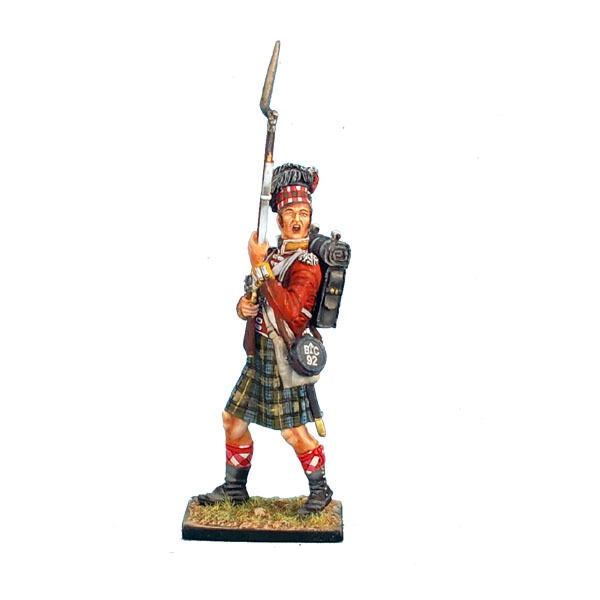 NA0262 92nd Gordon Highlander korpral av First Legion