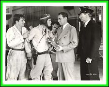 """MAURICE MURPHY, NOAH BEERY Jr. & CHARLES A. BROWNE in """"Tailspin Tommy"""" Orig 1934"""