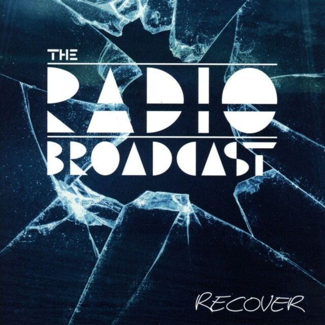 THE RADIO BROADCAST - RECOVER   CD NEW!