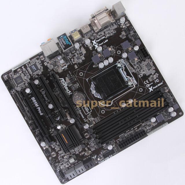 Asrock B85M Pro4 XFast USB Driver (2019)