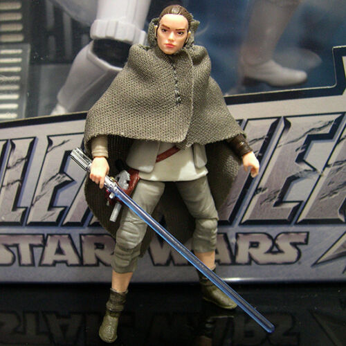 """Island Journey STAR WARS the vintage collection REY 3.75/"""" the last jedi VC122"""