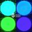 miniatura 48 - WATER Clear resina epossidica pigmento in polvere MIX 25g a 1kg resina per DYE ART TOP