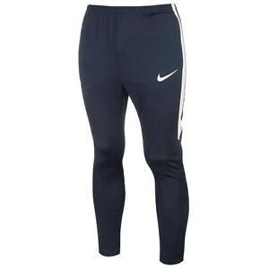 Nike-Academy-Pantalones-Hombre-Azul-Marino-Talla-Mediana-Ref-c4749