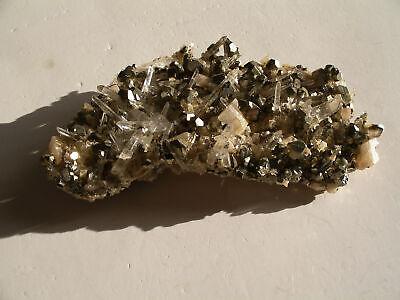 Saint-Pierre-de-M\u00e9sage France Quartz Vizille 1401.5 ct Pyrite Dolomite