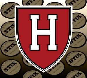 Harvard-Crimson-Logo-NCAA-Vinyl-Die-Cut-Sticker-Car-Window-Bumper-Decal