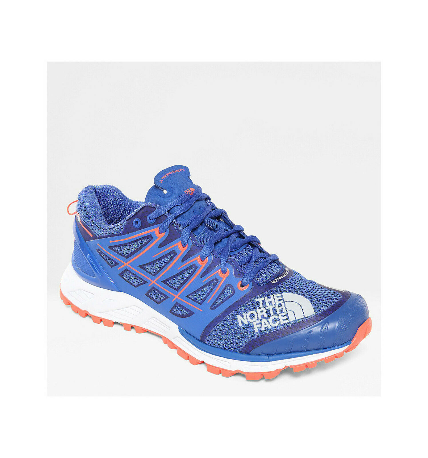 Chaussures Course Running THE NORTH FACE Women's Ultra Endurance II Bleues T36