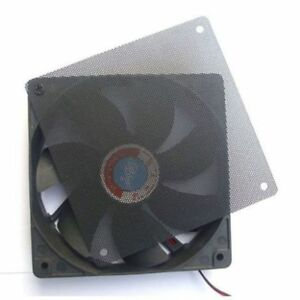140mm-with-4-screws-Computer-PC-Dustproof-Cooler-Fan-Case-Cover-Dust-Filter-Mesh
