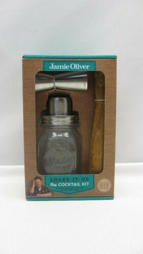 3-teilig Jamie Oliver Cocktail-Set Shake-it-up