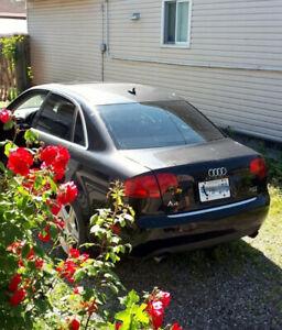 2007 Audi A4 Quattro